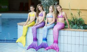 Mořské panny - Mermaiding