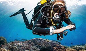 Přístrojové potápění - Scuba