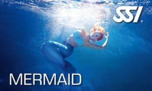 Mermaiding